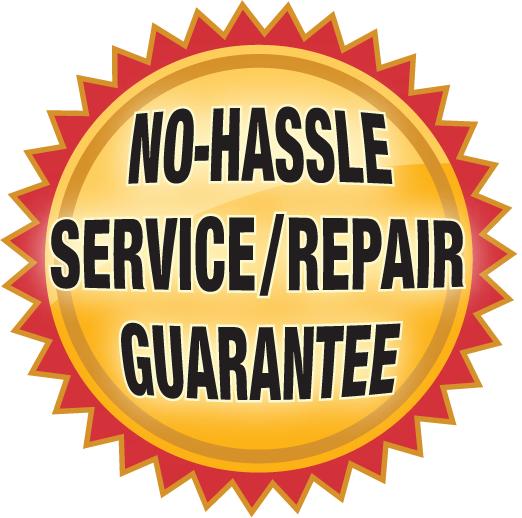 No Hassle Money Back Guarantees